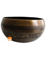 14cm  Itching Singing Bowls