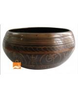 12cm  Itching Singing Bowls